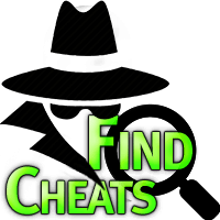 find cheats