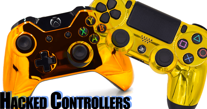 hacked controllers