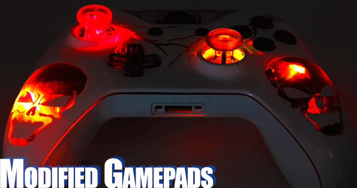 modified gamepads
