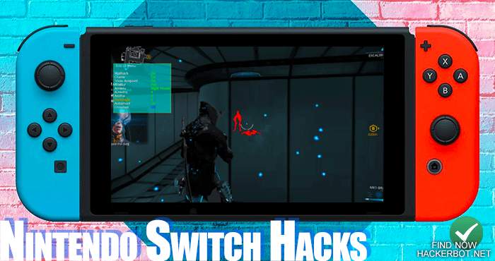 Nintendo Switch Hacks, Mods, Aimbots, Wallhacks and other