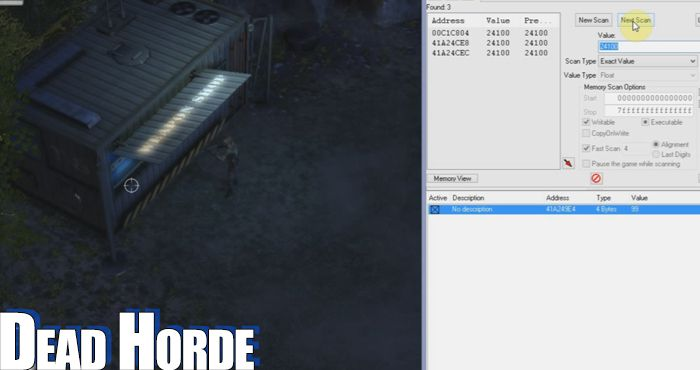 Dead Horde (PC Game 2013)   Cheats: Unlimited Ammo ...