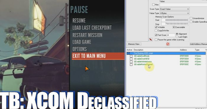 the bureau xcom declassified trainer hack download how to cheat in the bureau pc. Black Bedroom Furniture Sets. Home Design Ideas