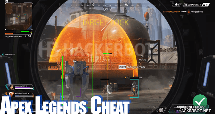 Apex Legends Hack, Aimbots, Wallhacks and Cheats for PS4