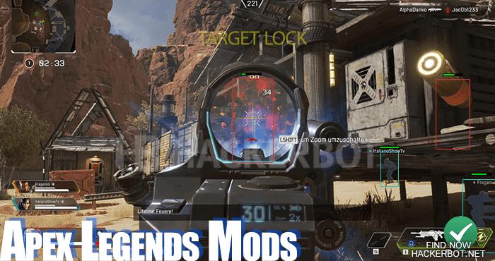 apex legends hacks pc ps4 xbox1