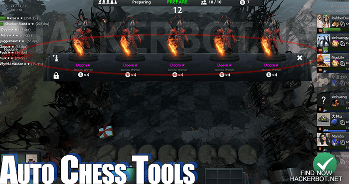 auto chess cheating tools download