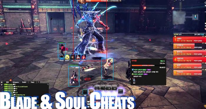 Blade & Soul Cheats, Hacks, Farming Bots and Exploits