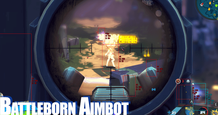 battleborn aimbot software