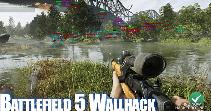Battlefield 5 Hacks, Aimbots, Wallhacks, Mods and Cheats for PS4