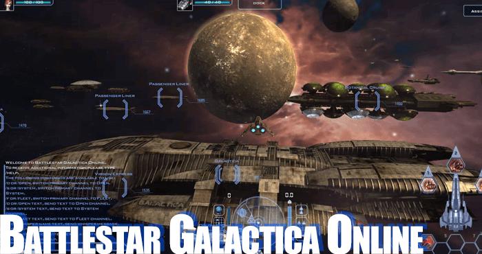 Battlestar Galactica Online Cheats, Hacks, and Farming