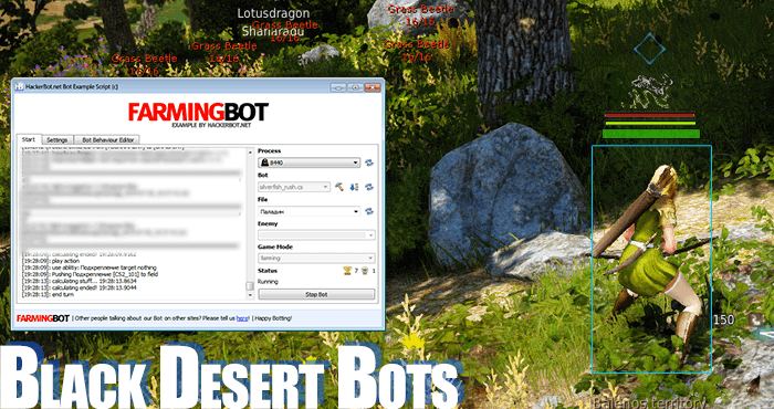 Black Desert Online Hacks, Bots and other Cheats