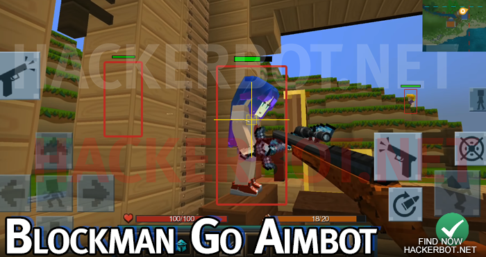 Blockman GO Hack Mods, Aimbots, Wallacks, Mod Menus and