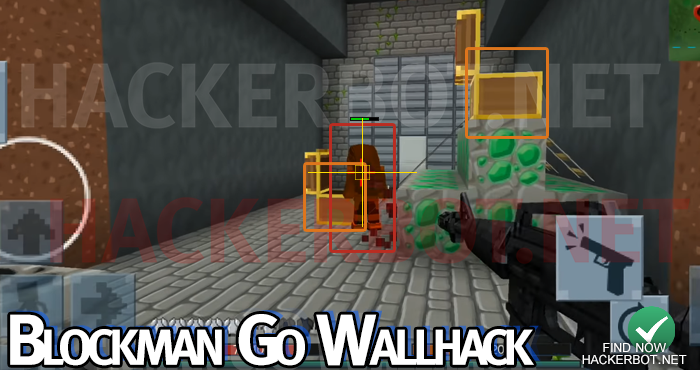 blockman go wallhack