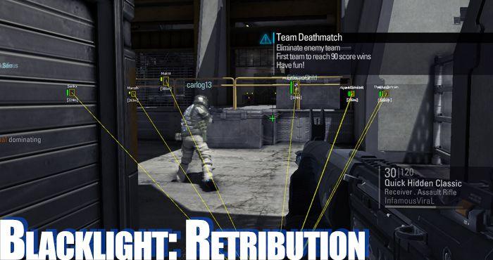 PC TÉLÉCHARGER BLACKLIGHT RETRIBUTION