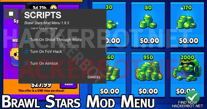 Brawl Stars Hack Mods, Wallhacks, Aimbots & Cheats for