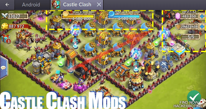 Castle Clash Hacks Mods Bots And Other Cheats For Android Ios And Windows