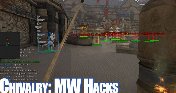 chivalry medieval warfare hacks