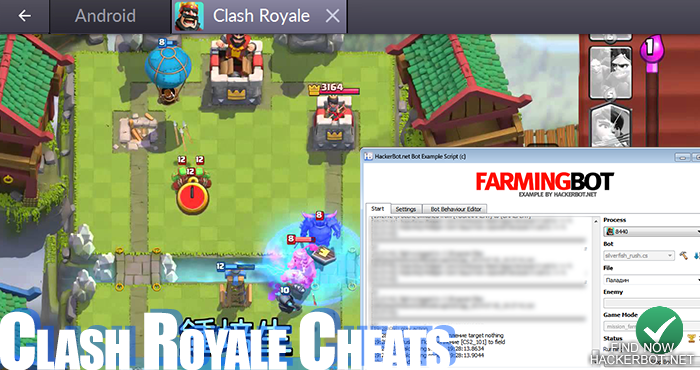 clash royale cheat free hacker