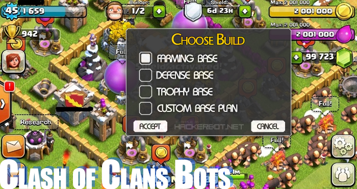 Clash of Clans Hacks, Cheats and Bots [CoC]