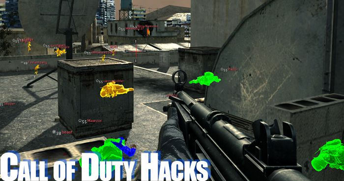 call of duty hacks