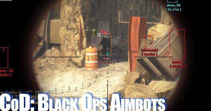 how to get hacks on cod black ops