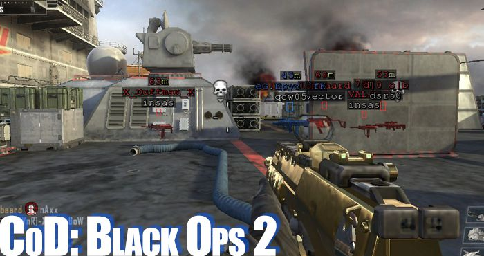 Black ops 2 zombies god mode hack xbox 360 | Black Ops