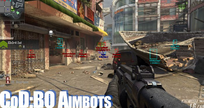 Call of Duty: Black Ops 2 (BO2) Hacks, Aimbots and other Cheats