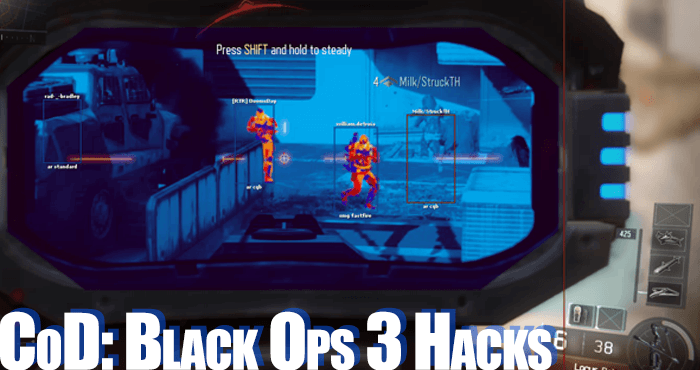 Call of Duty: Black Ops 3 Hacks, Aimbots and other Cheats (BO3)