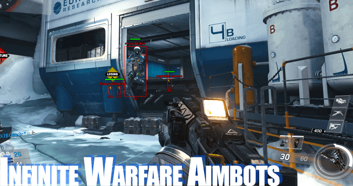 infinite warfare automatic aiming