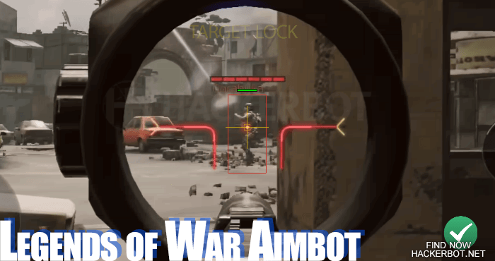 cod legends of war aimbot