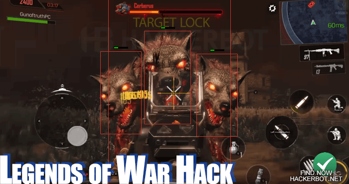 CoD Legends of War Hack Mods, Aimbot, Wallhack and Cheats