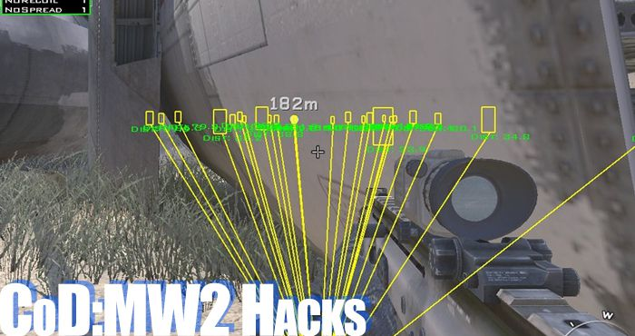 Call of Duty: Modern Warfare 2 Cheats, Hacks, Exploits and