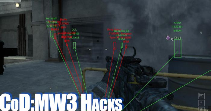 Чит На Modern Warfare 3 Multiplayer
