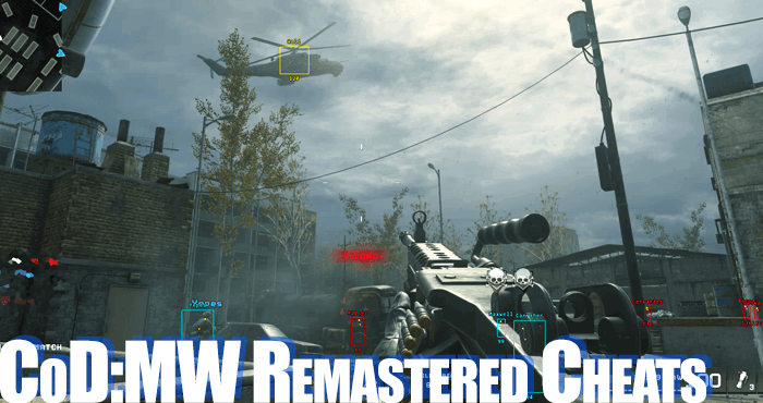 codmwr cheat download