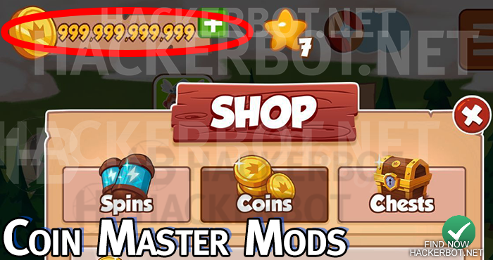 Coin Master Hack Mods, Mod Menus, Cheat and Tool Download for iOS ...