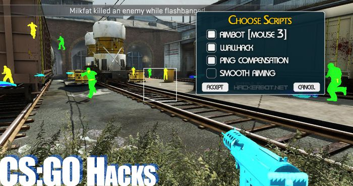 Counter Strike Global Offensive Hacks Cheats And Aimbots