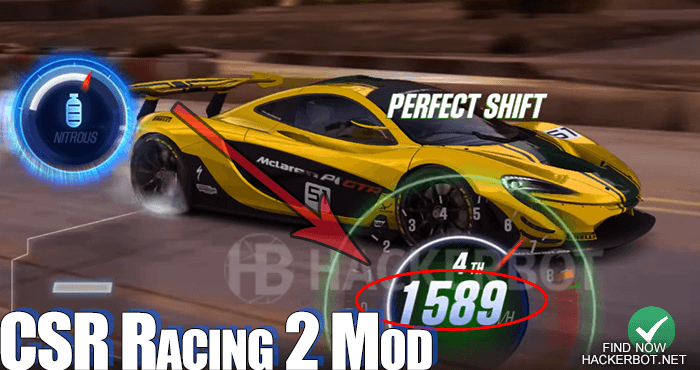 CSR Racing 2 Hack Mods, Bots, Mod Menus and Cheats for iOS