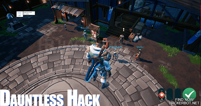 dauntless hack download