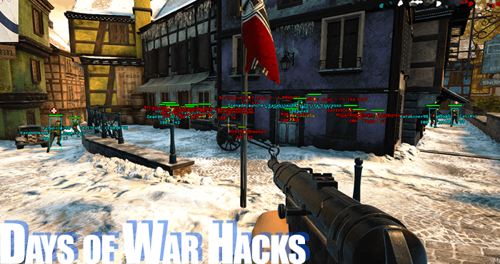 days of war hacks download