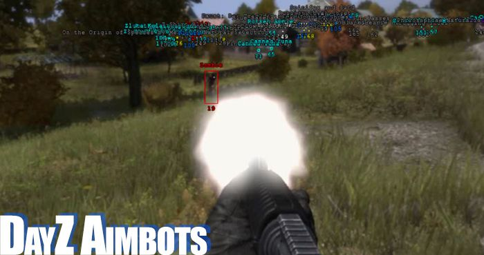 DayZ Hacks, Aimbots, Item Hacks and other Cheats