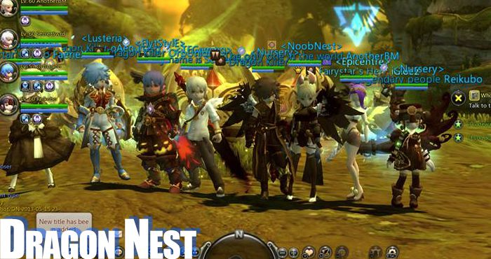 Dragon Nest Cheats, Hacks, Exploits and Farming Bots [DN]