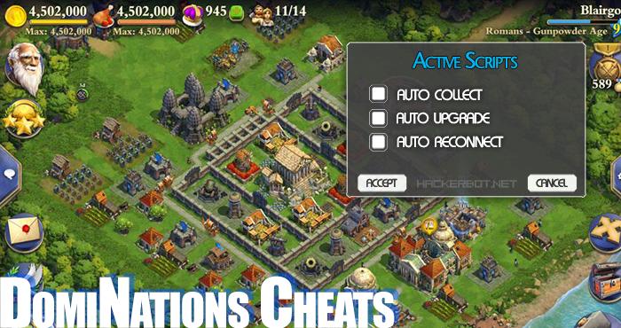 <b>DomiNations</b> Hacks, Bots and other <b>Cheats</b>