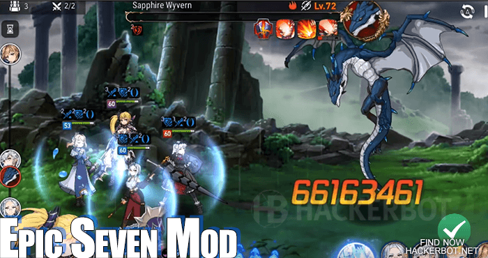 Epic Seven Hack Mods, Bots, Mod Menus and Cheats Download