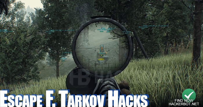 Escape from Tarkov Hacks, Aimbots, Wallhacks and other