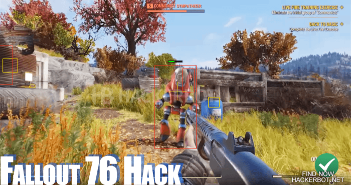 Fallout 76 Hacks, Aimbots, Wallhacks, Mods and Cheats for PC