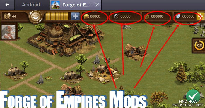 forge of empires hack mod download
