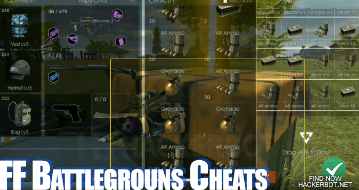 free fire battlegrounds cheat tools