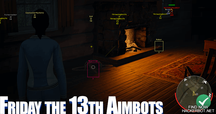 friday the 13th the game aimbot