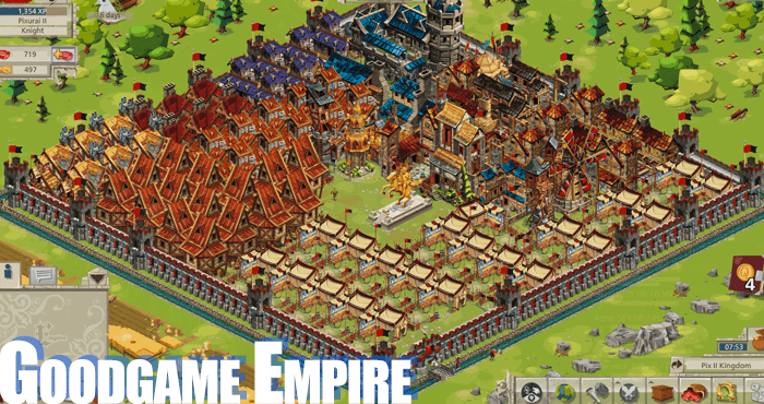 Games goodgame empire hacked