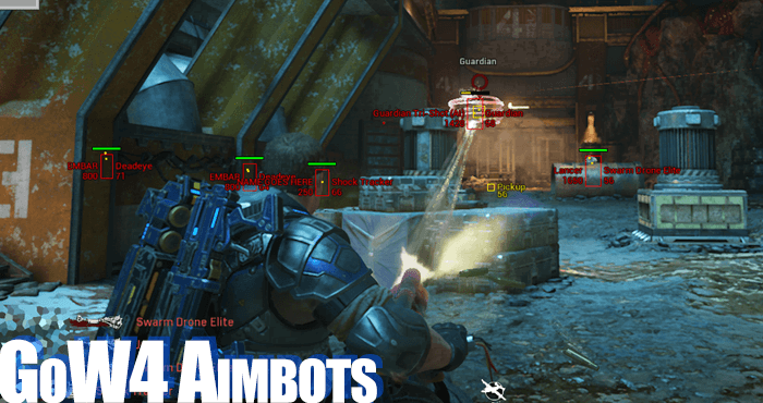 Gears of War 4 Online Multiplayer Cheats, Hacks & Aimbots