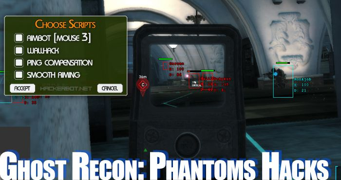 How to use Ghost Recon Phantoms Hack - Ghost Recon ...